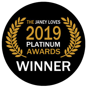 Toothbrush Janey Loves Platinum 2019