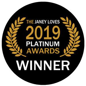 Toothbrush Janey Loves Platinum 2019